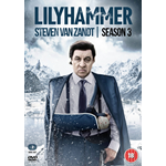 Lilyhammer - Sesong 3 (UK-import) (DVD)