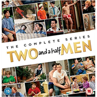Two and A Half Men - The Complete Series (UK-import) (DVD)