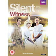 Silent Witness - Sesong 17 (UK-import) (DVD)