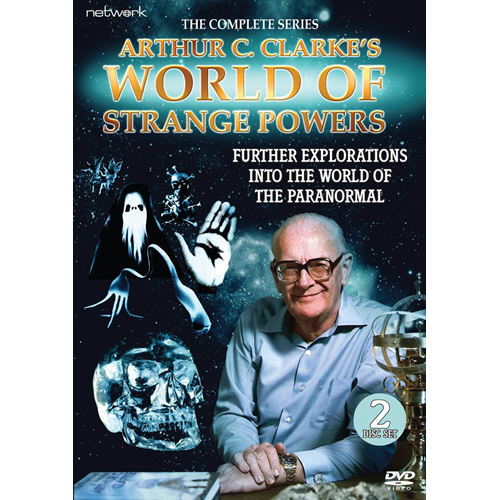 Arthur C. Clarke's World of Strange Powers - The Complete Series (UK-import) (DVD)