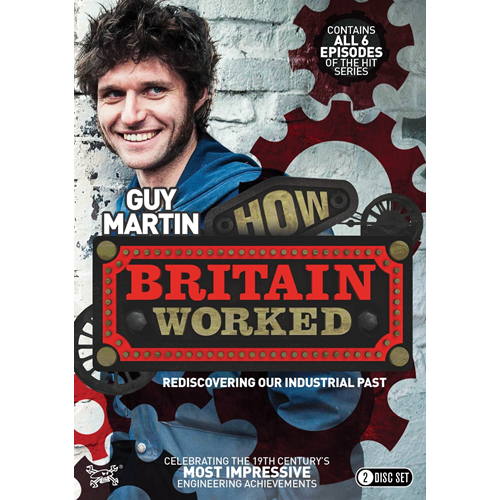 How Britain Worked (UK-import) (DVD)