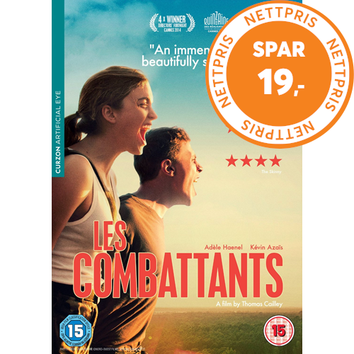 Les Combattants (UK-import) (DVD)