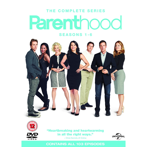Parenthood - The Complete Series (UK-import) (DVD)