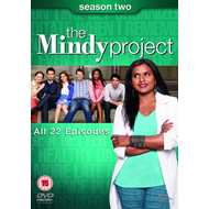 The Mindy Project - Sesong 2 (UK-import) (DVD)
