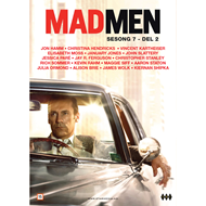 Mad Men - Sesong 7 Del 2 (DVD)