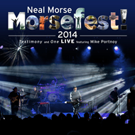 Neal Morse - Morsefest! 2014 - Testimony And Live Featuring Mike Portnoy (BLU-RAY)