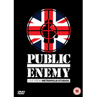 Public Enemy - Live From Metropolis Studios (DVD)
