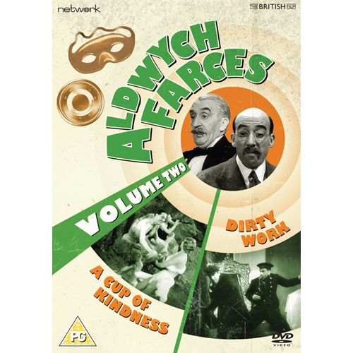 Aldwych Farces - Volume 2 (UK-import) (DVD)