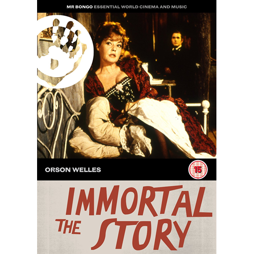 The Immortal Story (UK-import) (DVD)