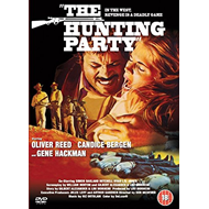 The Hunting Party (UK-import) (DVD)