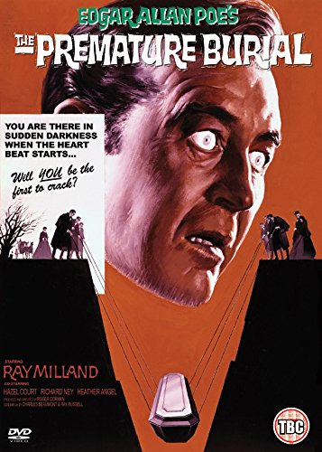 The Premature Burial (UK-import) (DVD)