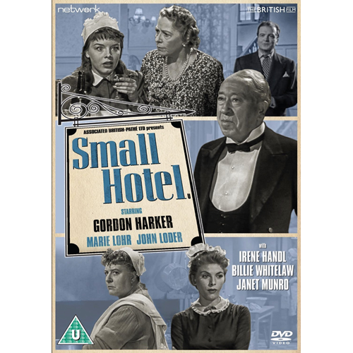 Small Hotel (UK-import) (DVD)