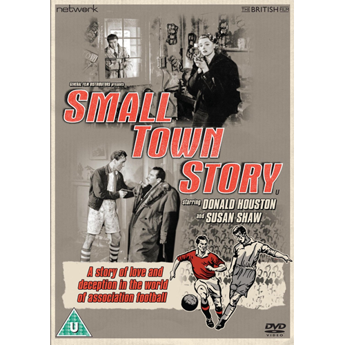 Small Town Story (UK-import) (DVD)