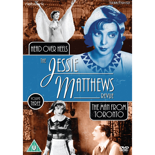 The Jessie Matthews Revue - Vol. 3 (UK-import) (DVD)