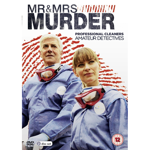 Mr. & Mrs. Murder (UK-import) (DVD)
