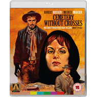 Cemetery Without Crosses (UK-import) (Blu-ray + DVD)