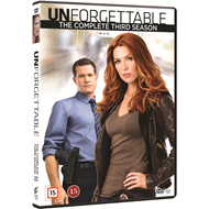 Unforgettable - Sesong 3 (DVD)