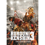 Rourini Kenshin 3 - The Legend Ends (UK-import) (DVD)