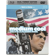Medium Cool (UK-import) (Blu-ray + DVD)