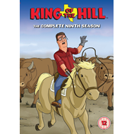 King Of The Hill - Sesong 9 (UK-import) (DVD)