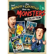 Abbott & Costello Meet The Monsters Collection (DVD - SONE 1)