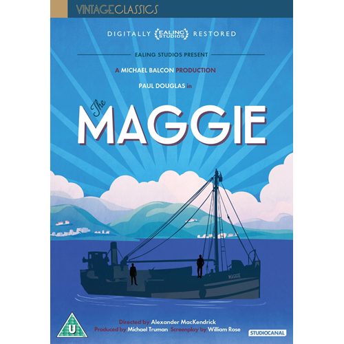 The Maggie (UK-import) (DVD)
