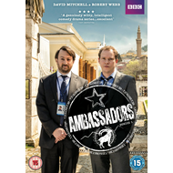 Ambassadors - Sesong  1 (UK-import) (DVD)
