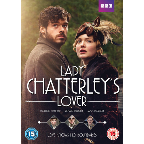 Lady Chatterley's Lover (UK-import) (DVD)