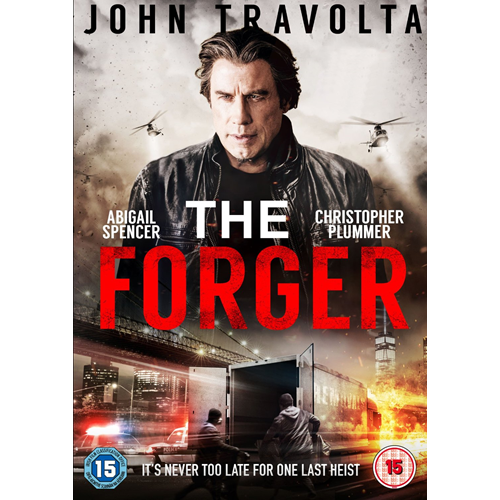 The Forger (UK-import) (DVD)