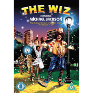 The Wiz (UK-import) (DVD)