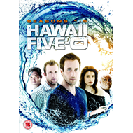 Hawaii Five-O - Sesong 1 - 5 (UK-import) (DVD)