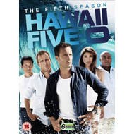 Hawaii Five-O - Sesong 5 (UK-import) (DVD)