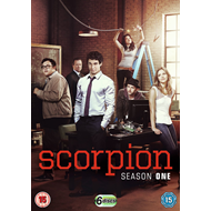 Scorpion - Sesong 1 (UK-import) (DVD)