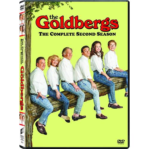 The Goldbergs - Sesong 2 (DVD - SONE 1)