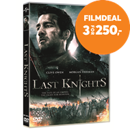 Produktbilde for Last Knights (DVD)