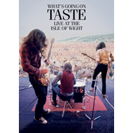 Taste - What's Going On: Live At The Isle Of Wight (DVD)