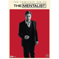 Produktbilde for The Mentalist - The Complete Series (DVD)