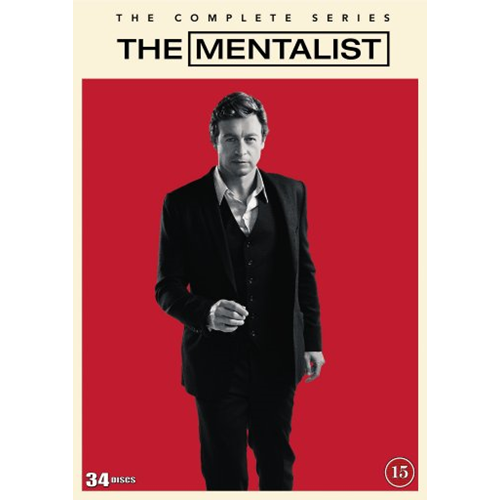 The Mentalist - The Complete Series (DVD)