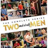 Two And A Half Men - The Complete Series (DVD)