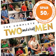 Produktbilde for Two And A Half Men - The Complete Series (DVD)