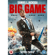 Big Game (UK-import) (DVD)
