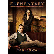 Elementary - Sesong 3 (UK-import) (DVD)