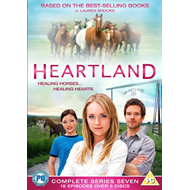 Heartland - Sesong 7 (UK-import) (DVD)