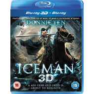 Iceman (UK-import) (Blu-ray 3D + Blu-ray)