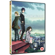 Noragami - The Complete First Season (UK-import) (DVD)