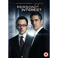 Person Of Interest - Sesong 1-3 (UK-import) (DVD)