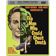 The Man Who Could Cheat Death (UK-import) (Blu-ray + DVD)