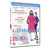 The New Girlfriend (UK-import) (DVD)