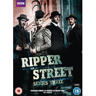 Ripper Street - Sesong 3 (UK-import) (DVD)