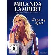 Miranda Lambert - Country Girl: The Story Behind The Superstar (DVD)